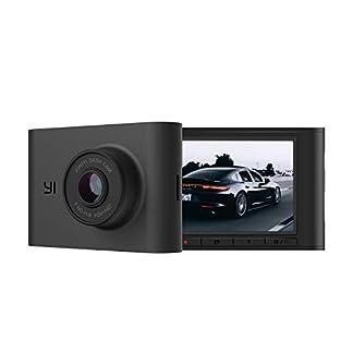 YI-Dashcam-Nightscape-1080p-Auto-Kamera-Full-HD-Dash-Cam-WLAN-mit-Nachtsicht-24-Zoll-LCD-Bildschirm-140-Ultra-Weitwinkel-Kompatibel-mit-iOS-Android