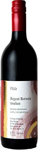 Pflzer-Regent-Rotwein-trocken-1-x-075-L-Flasche-direkt-vom-Winzer