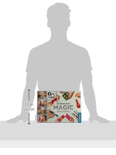 Kosmos-698225-Zauberschule-Magic-Silver-Edition