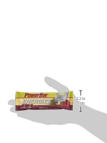 Energize Riegel Berry (25x55g)
