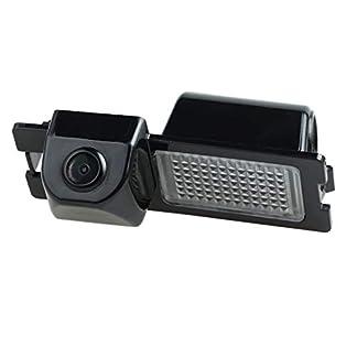 Rckfahrkamera-in-Kennzeichenleuchte-Einparkhilfe-Fahrzeug-spezifische-Kamera-integriert-in-Nummernschild-Licht-fr-FIAT-Brave-Grande-Punto-199-310-AvventuraAbarth-Punto