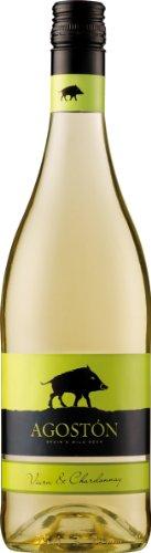 Agostn-Chardonnay-Viura-DO-von-Virgen-del-Aguila-Paniza-aus-SpanienCariena-Jahrgang-2014-075-Liter