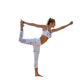 Damen-Jumpsuit-Sommer-Overall-Armellose-Trainingsanzug-Tank-Tops-Hosen-Sets-Sport-Tragen-Playsuit