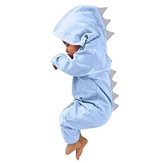 UFODB-BabyJunge-Mdchen-Dinosaurier-Hoodie-Kinderoverall-Strampler-fr-Kinder-OverallWarme-se-Nachtwsche-Pyjamas-Kletteranzug-Ha-Yi-Herbst-und-Wintersaison-Sets-0-18Monat