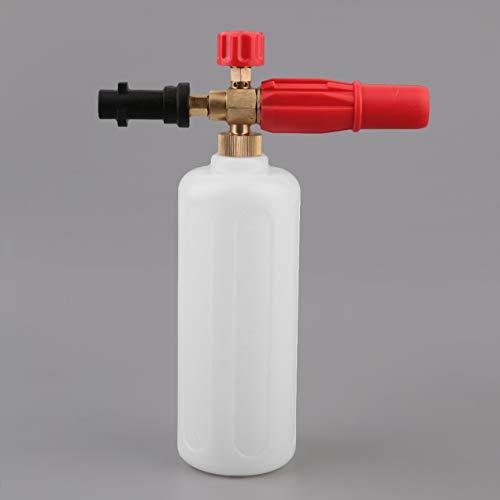 Dooret-Hochdruck-HD-Messing-Schaumpistole-mit-1L-Messflasche-Karcher-K-Serie-Fahrzeug-Auto-Waschmaschine-Kompatibel-Schnee-Foam-Lance