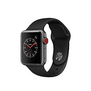 Apple-Watch-Series-3-GPS-Cellular-Case-with-White-Sport-Band-Zertifiziert-und-Generalberholt