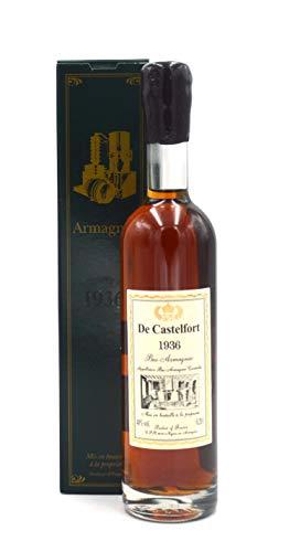 Raritt-Armagnac-De-Castelfort-02l-Jahrgang-1936-abgefllt-2017-81-Jahre-im-Fass-gelagert-inkl-Geschenkkarton
