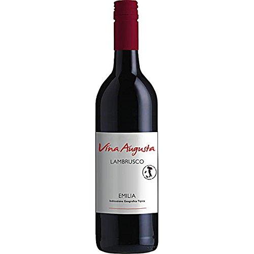 6-Flaschen-Lambrusco-Vino-Frizzante-a-750ml-Rot