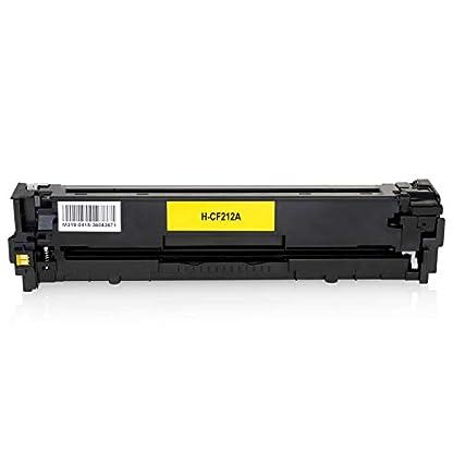 5-Alphafax-Toner-kompatibel-zu-HP-CF210X-CF211A-CF212A-CF213A-fr-HP-Laserjet-Pro-200-Color-MFP-M276nw-M276n-M251n-M251nw-Schwarz-je-2400-Seiten-Color-je-1800-Seiten