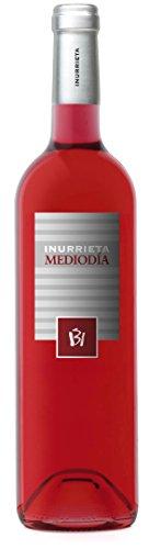 6-Flaschen-Mediodia-Rosado-Navarra-DO-2017-Bodega-Inurrieta-im-Sparpack-trockener-spanischer-Roswein-aus-Navarra