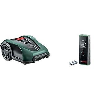Bosch-Rasenmher-Indego-S-350-einschlielich-kostenloser-App-19-cm-Schnittbreite-fr-Rasenflchen-bis-350-m-Laser-Entfernungsmesser-Zamo-3-Generation-Messbereich-015-2000-m-Karton