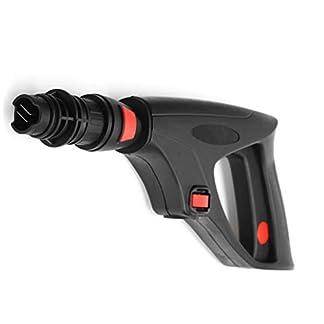 ZengBuks-Hochdruck-Autowaschwasserpistole-Spritzpistole-Schaum-Wasserpistole-Hochdruckreinigungswasserpistole-Lange-Gun-Schaum-Wasser-Wasser-Gewehr-Anzug-Schwarz