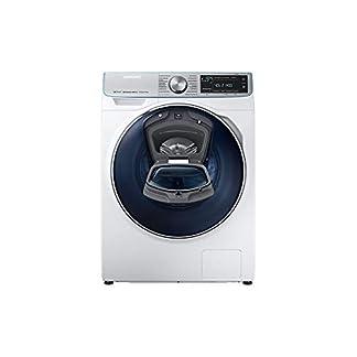 Samsung-WD7800-Waschmaschine-freistehend-Frontlader-Silber-Wei