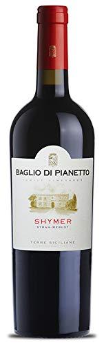 6x-075l-2013er-Baglio-di-Pianetto-Shymer-Syrah-Merlot-Sicilia-IGT-Sizilien-Italien-Rotwein-trocken
