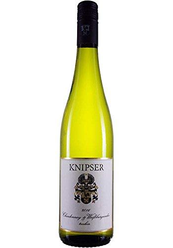 2016er-Weingut-Knipser-Chardonnay-Weissburgunder-trocken-QbA