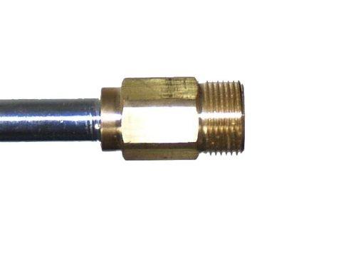 Strahlrohr-m-Vario-Dse-u-M22-AG-fr-Krnzle-Hochdruckreiniger-Pistole-mit-M22-IG-Edelstahl