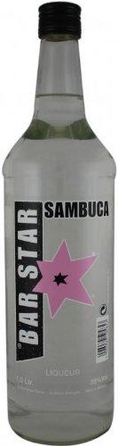 BAR-STAR-Sambuca-10-l-klarer-Likr-aus-Sholz-Anis-und-verschiedenen-Gewrzen-Spirituose-von-Manhattan-Spirits