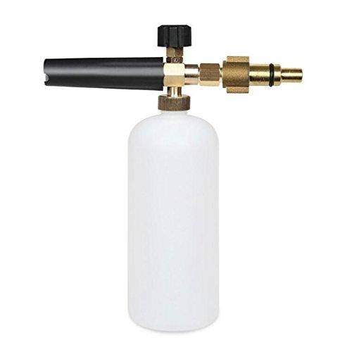 Baoblaze-Hochdruckreiniger-Schneeschaum-Schaumdse-Schaumsprudler-Lanze-Adapter-Spray-Einfach-zu-installieren
