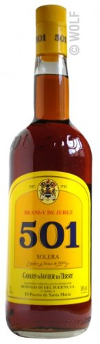 Brandy-501-1L