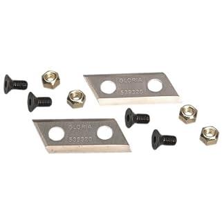 GLORIA-7267550000-Flachmesser-komplett