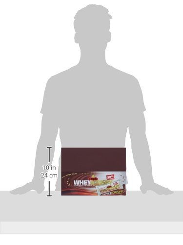 Inkospor X-Treme Whey & Crispy Riegel, White Chocolate, 24 x 50g