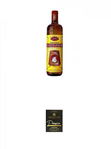 Velho-Barreiro-Silver-Cachaca-Originalabfllung-10-Liter-Chateau-du-COQ-Prosecco-Kondom-3er-Packung