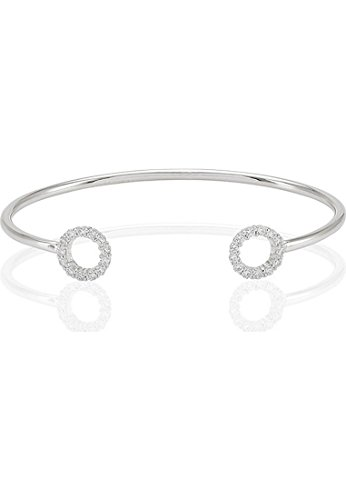 SIF JAKOBS JEWELLERY Damen-Armband BIELLA 925er Silber Zirkonia One Size, silber