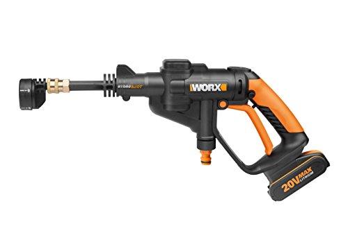 Worx-Hochdruckreiniger-Hydroshot-Set