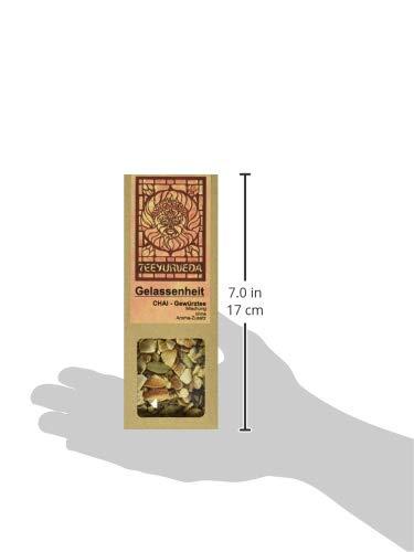Teeyurveda-Gelassenheit-Chai-ayurvedische-Teemischung-5er-Pack-5-x-90-g