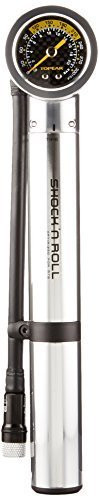 Topeak-Shock-N-Roll-hand-shock-Pump-with-Gauge-Steel-98-x-19-x-15-inch-by-TOPEAK