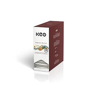 KEO-Tee-POPCORN-ANANAS-15-Teachamps-im-Aromakuvert