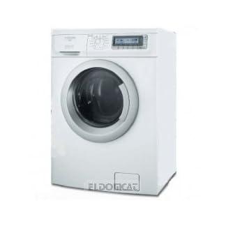 Electrolux-rwf148543-W-autonome-Belastung-Bevor-8-kg-1400trmin-A-Wei-Waschmaschine-Waschmaschinen-autonome-bevor-Belastung-wei-links-LCD-Silber