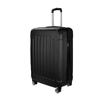 Tolletour-Trolley-Koffer-mit-Zahlenschloss-ABS-Hartschale-Alu-Teleskopgriff-Hartschalenkoffer-mit-4-360-Rollen