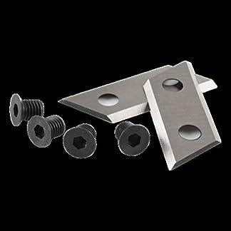 Ryobi-Ersatzmesser-Set-fr-Gartenhcksler-Messer-mit-Schrauben-fr-Hcksler-RSH2845T-einfache-Montage–RAC351-schwarz