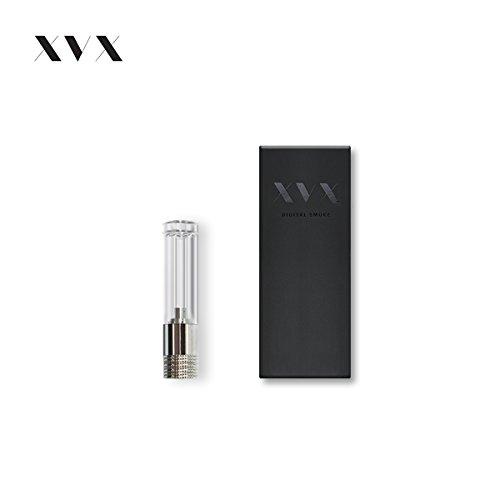 XVX ONYX  Ersatz Tank  Weltweit kleinste nachfüllbare wiederaufladbare E-Zigarette  Electronische Shisha  Kompatibel mit XVX ONYX  Wählen Sie Ihre Lifestyle  Digitales Rauchen