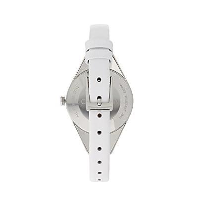 Calvin-Klein-Damen-Analog-Quarz-Uhr-mit-Leder-Armband-K8P231L1