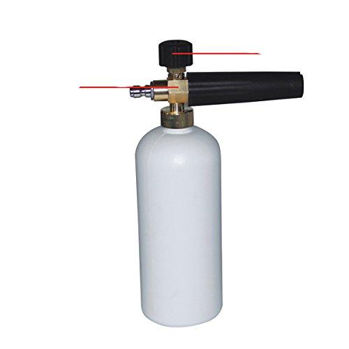OUNONA-Jet-Wash-14-Hochdruckreiniger-Schnell-Verstellbare-Schaumlanze-Schaumpistole-mit-5-Druckdsen-zur-Reinigung-von-Hochdruckreinigern