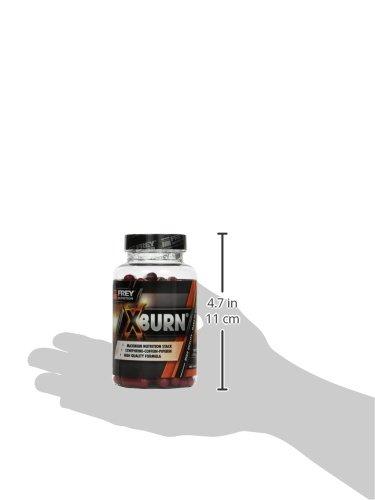Frey Nutrition Burner Caps, 1er Pack (1 x 98 g)