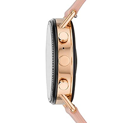 Skagen-Damen-Digital-Smart-Watch-Armbanduhr-mit-Silikon-Armband-SKT5107