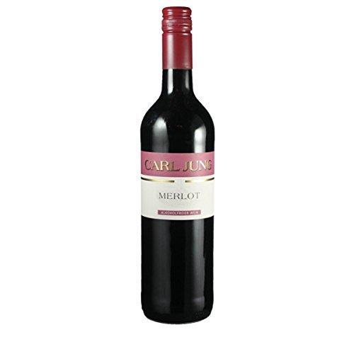 Carl-Jung-GmbH-Merlot-Alkoholfreier-Wein-075-Liter