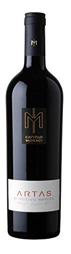 Castello-Monaci-Artas-Primitivo-Salento-IGT-2015-trocken-Wein-1-x-075-l