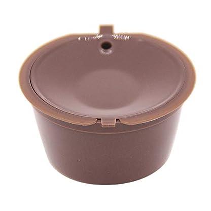 Kleine-Kaffeefilterkrbe-wiederverwendbare-leere-Kaffee-Kapsel-Kunststoff-nachfllbare-Krbe-Espresso-Filter-Cup-Capsule-Cup-braun