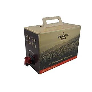 Vipava-1894-Rotwein-Bag-in-Box-3-Liter-Rotwein-Karton-3-L-Cuvee-rot-BarberaMerlot-Rotwein-in-Box-3-Liter-3-l