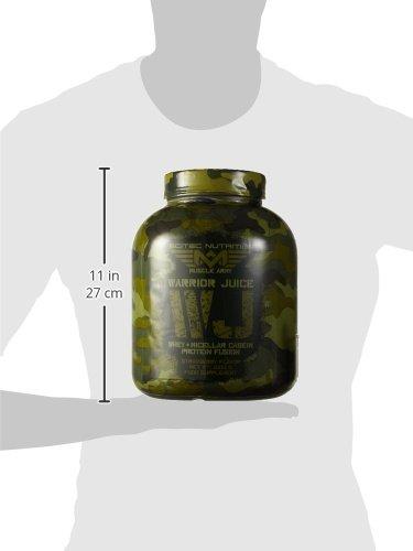 Scitec Nutrition Muscle Army Warrior Juice Erdbeere, 1er Pack (1 x 2.1 kg)