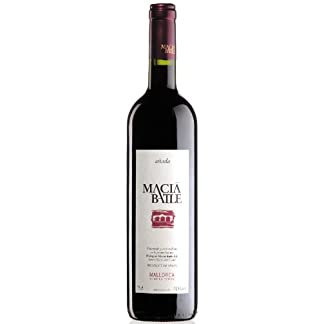 6x-075l-2017er-Maci-Batle-Tinto-Anada-Vi-de-la-Tierra-de-Mallorca-Spanien-Rotwein-trocken