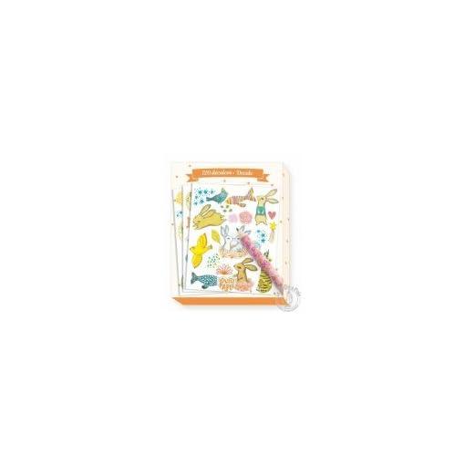 Djeco-Rubbelbilder-Elodie-120-Stck