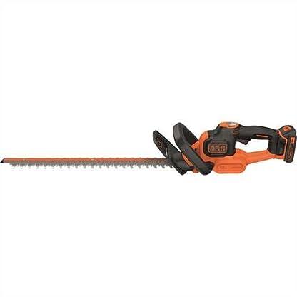 BlackDecker-Akku-Heckenschere-GTC18502PC-mit-Antiblockierfunktion-Schnell-Ladegert-und-hohem-Bedienkomfort-18mm-Schnittstrke-zum-Schneiden-mittelgroer-Hecken-18V-29kg-leicht
