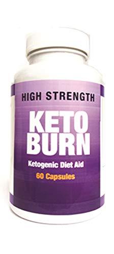 Keto Burn Ketose Ketogene Diät Fortgeschrittener Gewichtsverlust Appetitzügler Schlankheitspillen 60 Kapseln