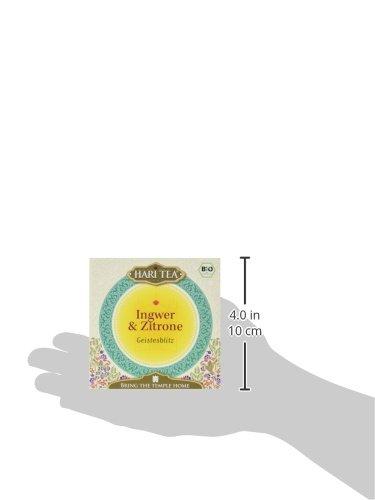 Hari-Tea-Geistesblitz-Rosige-Zeiten-fr-graue-Zellen-Ingwer-und-Zitronentee-2er-Pack-2-x-20-g-Bio