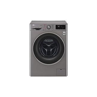 LG-f4j6ty8s-autonome-Belastung-Bevor-8-kg-1400trmin-A-30-schwarz-Waschmaschine–Waschmaschinen-autonome-bevor-Belastung-schwarz-links-LED-150-